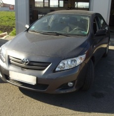 Газов инжекцион Toyota Camry